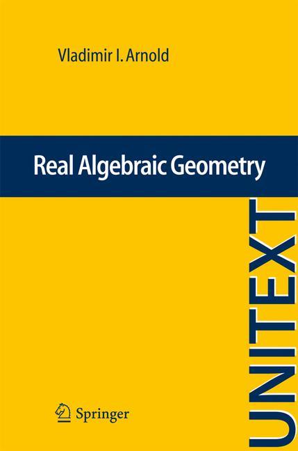 Cover of 'Real Algebraic Geometry'