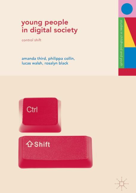 Cover of 'Young People in Digital Society'
