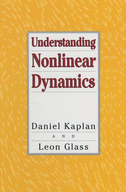 Cover of 'Understanding nonlinear dynamics'