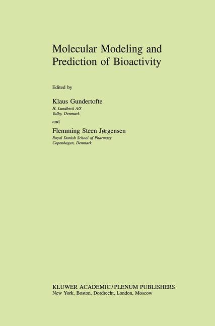 Cover of 'Molecular Modeling and Prediction of Bioactivity'