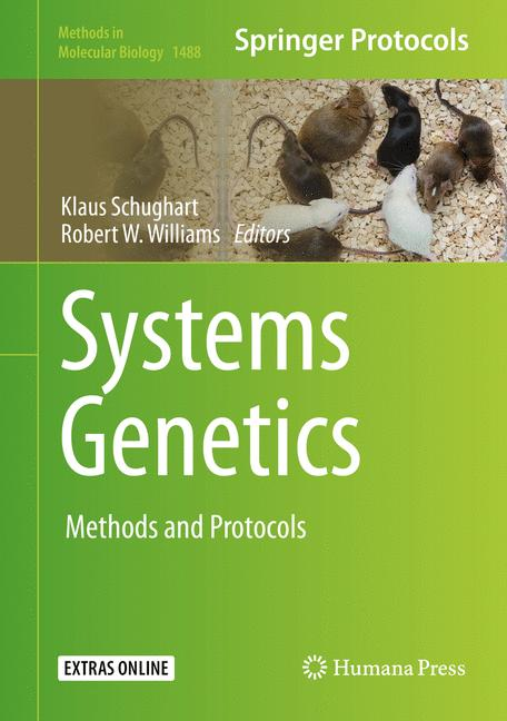Cover of 'Systems Genetics'