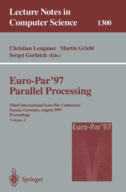 Cover of 'Euro-Par'97 Parallel Processing'