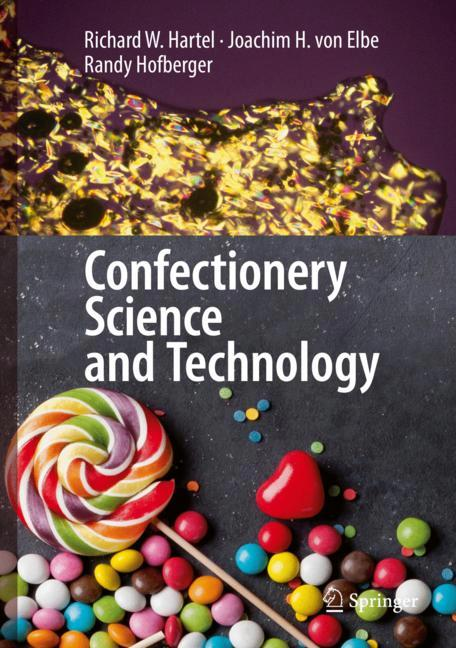 Cover of 'Confectionery Science and Technology'