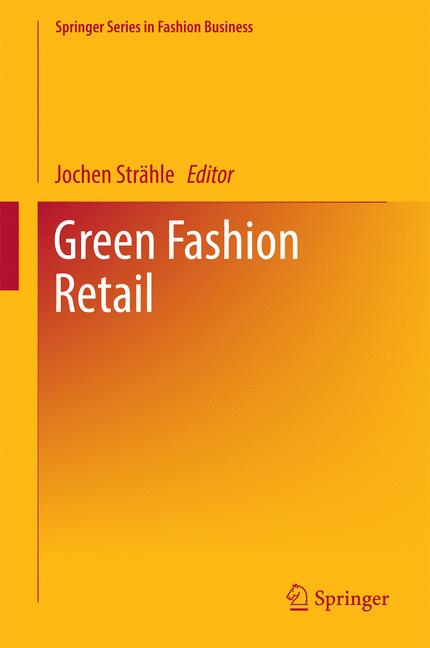 Cover of 'Green Fashion Retail'