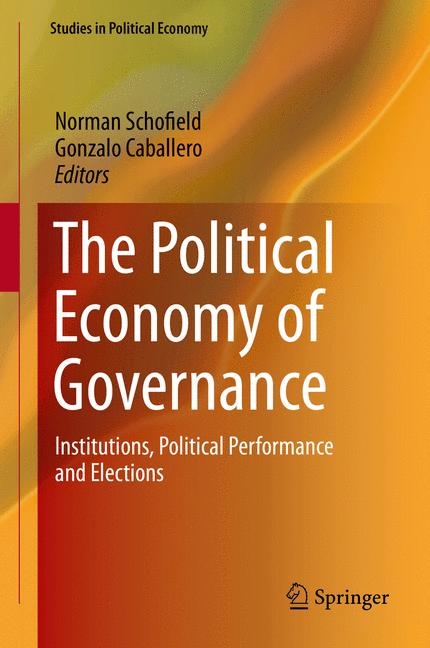 Cover of 'The Political Economy of Governance'