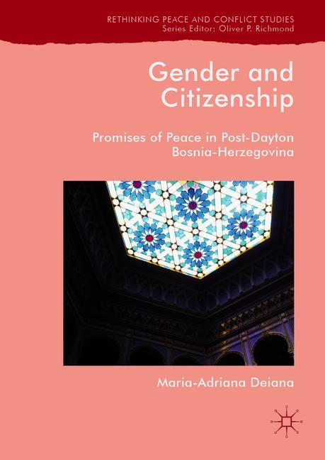 Cover of 'Gender and Citizenship'