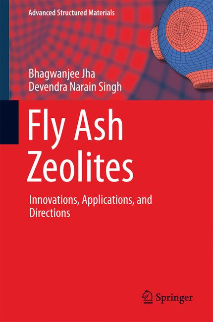 Cover of 'Fly Ash Zeolites'