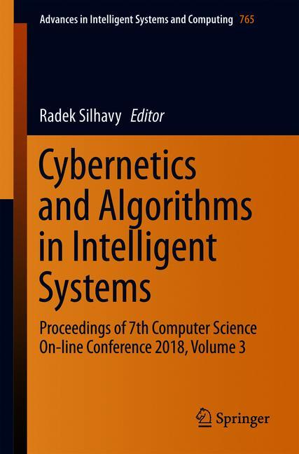 Cover of 'Cybernetics and Algorithms in Intelligent Systems'