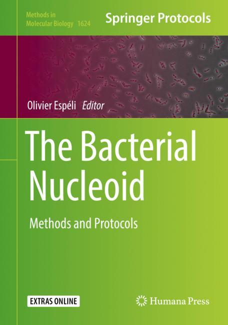 Cover of 'The Bacterial Nucleoid'