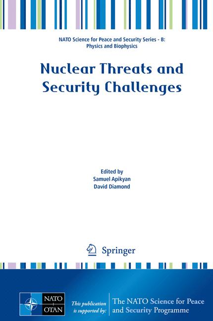 Cover of 'Nuclear Threats and Security Challenges'
