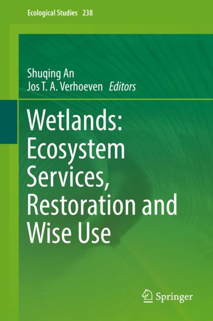 Cover of 'Wetlands: Ecosystem Services, Restoration and Wise Use'