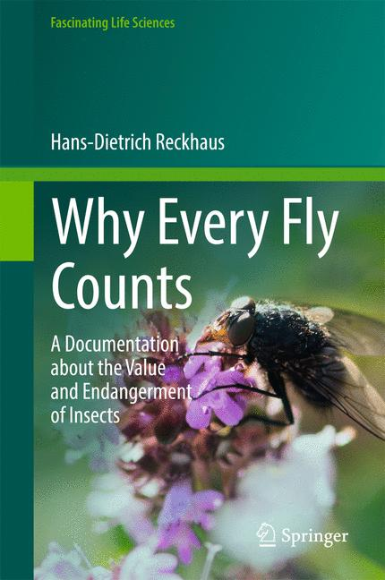 Cover of 'Why Every Fly Counts'
