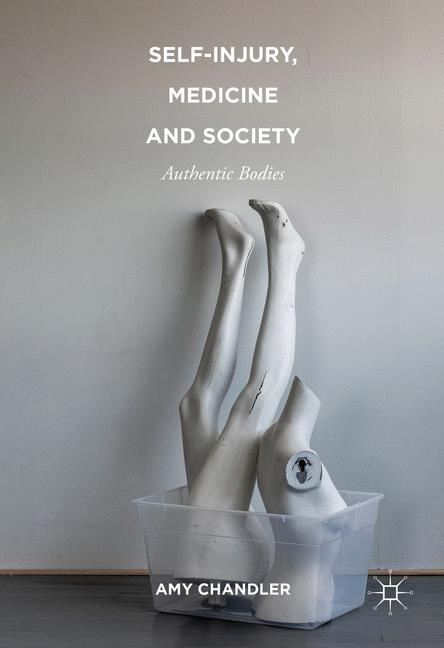Cover of 'Self-Injury, Medicine and Society'