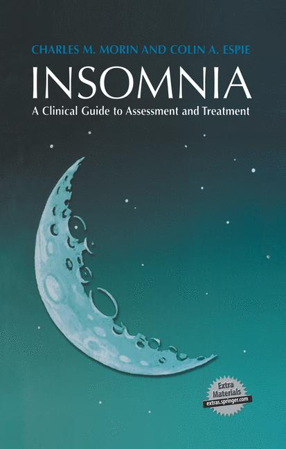 Cover of 'Insomnia'