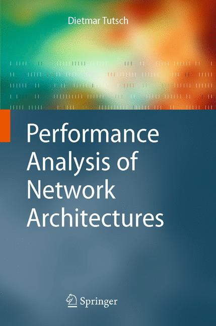 Cover of 'Performance Analysis of Network Architectures'