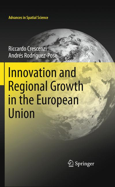 Cover of 'Innovation and Regional Growth in the European Union'