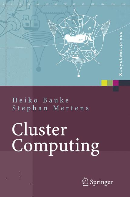 Cover of 'Cluster Computing'