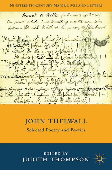 Cover of 'John Thelwall'