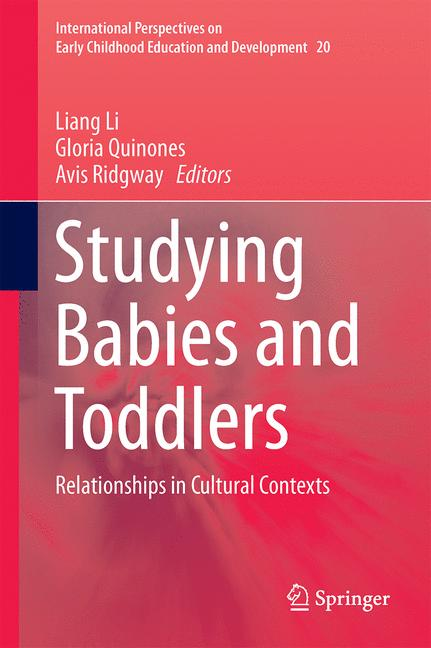 Cover of 'Studying Babies and Toddlers'