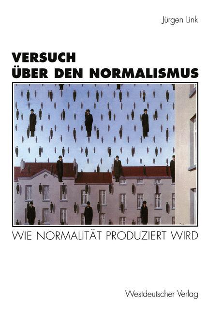 Cover of 'Versuch über den Normalismus'