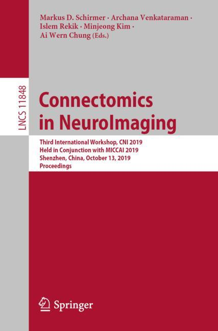 Cover of 'Connectomics in NeuroImaging'