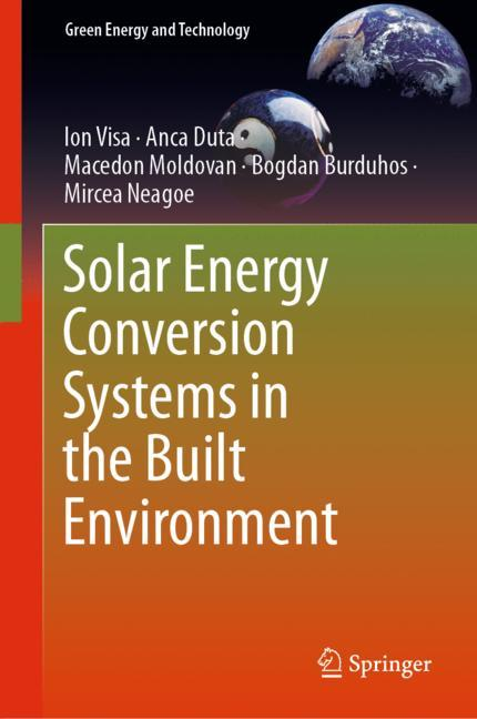 Cover of 'Solar Energy Conversion Systems in the Built Environment'
