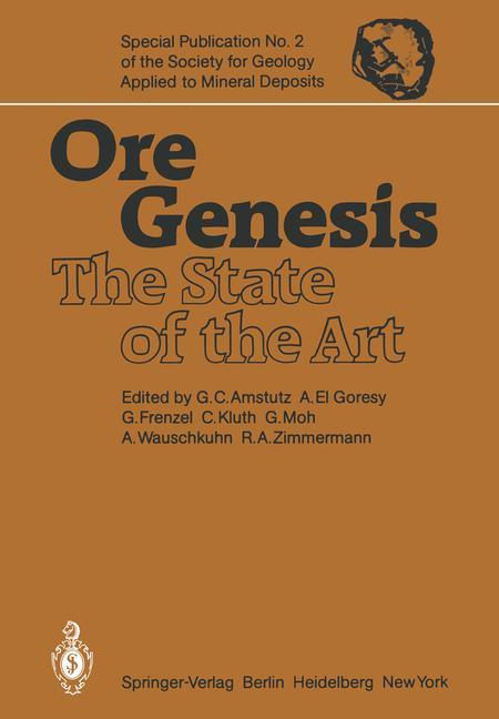 Cover of 'Ore Genesis'