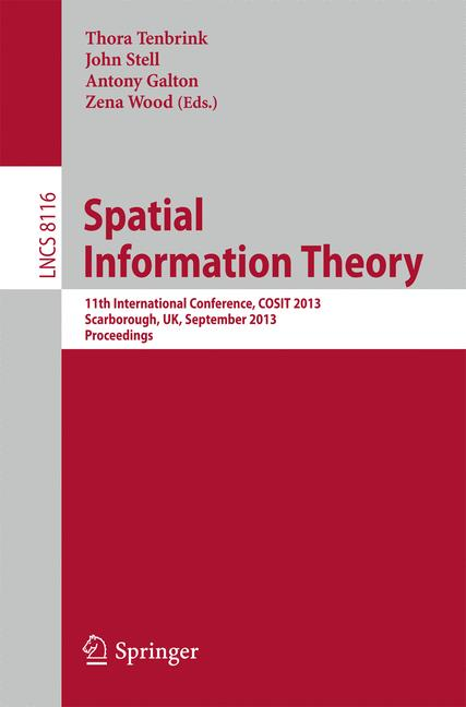 Cover of 'Spatial Information Theory'