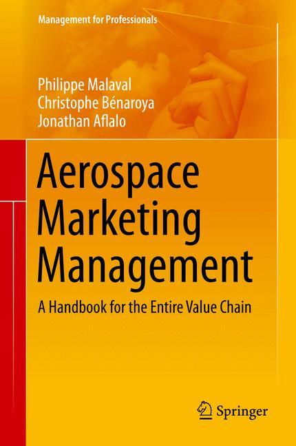 Cover of 'Aerospace Marketing Management'