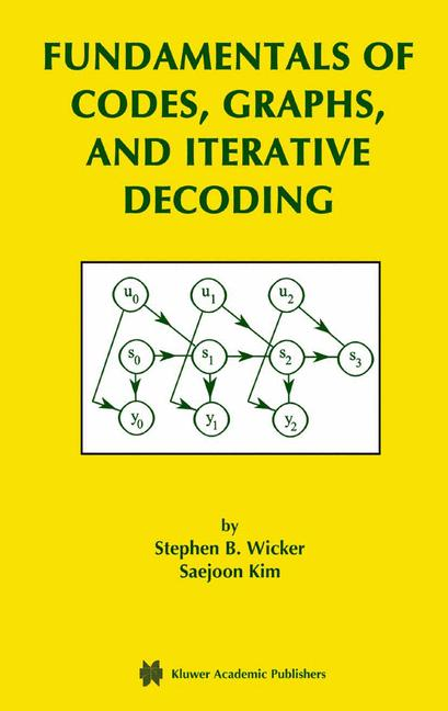 Cover of 'Fundamentals of Codes, Graphs, and Iterative Decoding'
