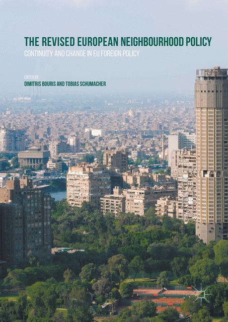 Cover of 'The Revised European Neighbourhood Policy'