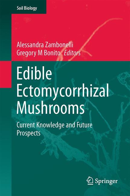 Cover of 'Edible Ectomycorrhizal Mushrooms'