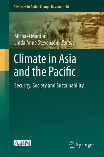 Cover of 'Climate in Asia and the Pacific'