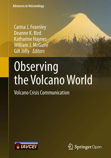Cover of 'Observing the Volcano World'