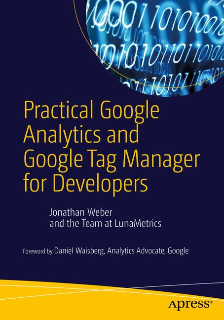 Cover of 'Practical Google Analytics and Google Tag Manager for Developers'