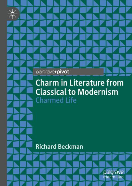 Cover of 'Charm in Literature from Classical to Modernism'
