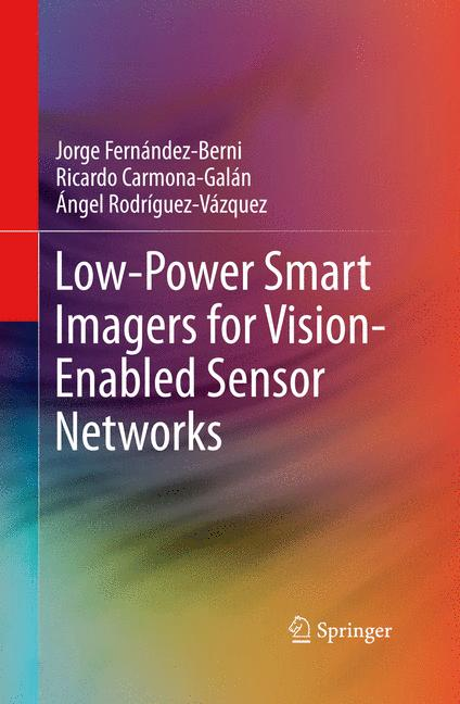 Cover of 'Low-Power Smart Imagers for Vision-Enabled Sensor Networks'