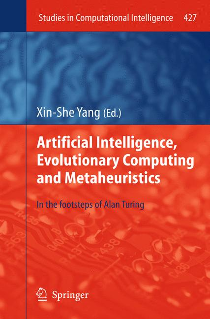 Cover of 'Artificial Intelligence, Evolutionary Computing and Metaheuristics'