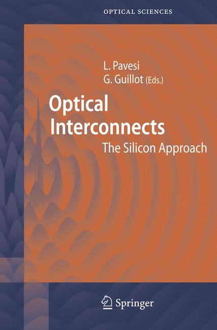 Cover of 'Optical Interconnects : The Silicon Approach'