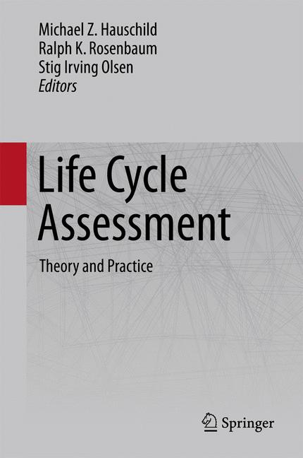 Cover of 'Life Cycle Assessment'