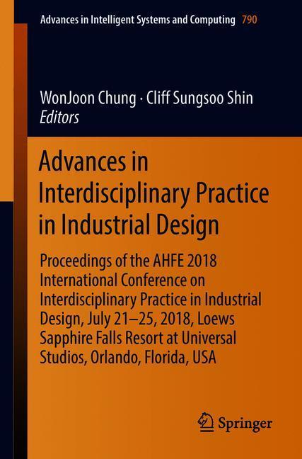 Cover of 'Advances in Interdisciplinary Practice in Industrial Design'