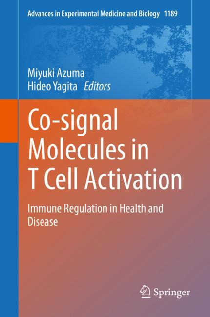 Cover of 'Co-signal Molecules in T Cell Activation'