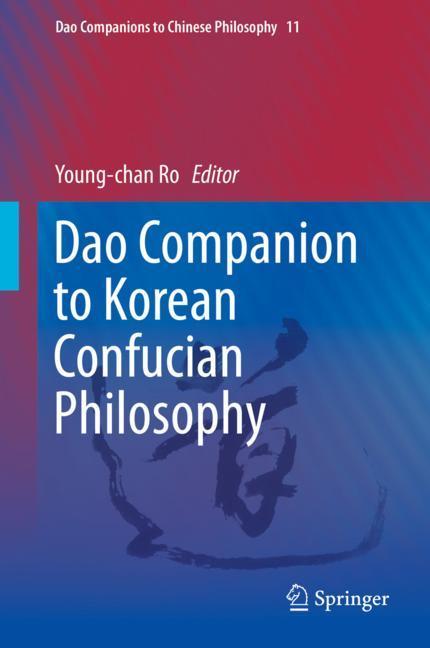 Cover of 'Dao Companion to Korean Confucian Philosophy'
