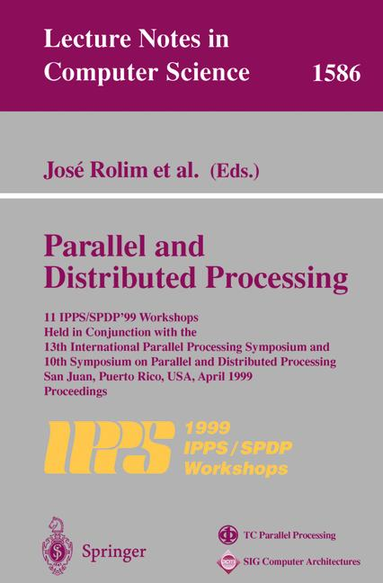 Cover of 'Parallel and Distributed Processing'