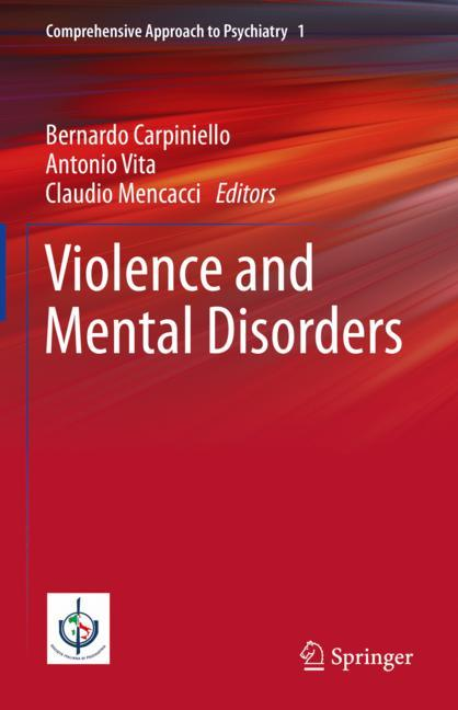 Cover of 'Violence and Mental Disorders'
