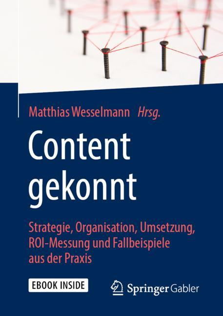 Cover of 'Content gekonnt'