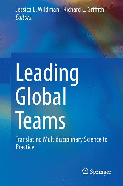Cover of 'Leading Global Teams'