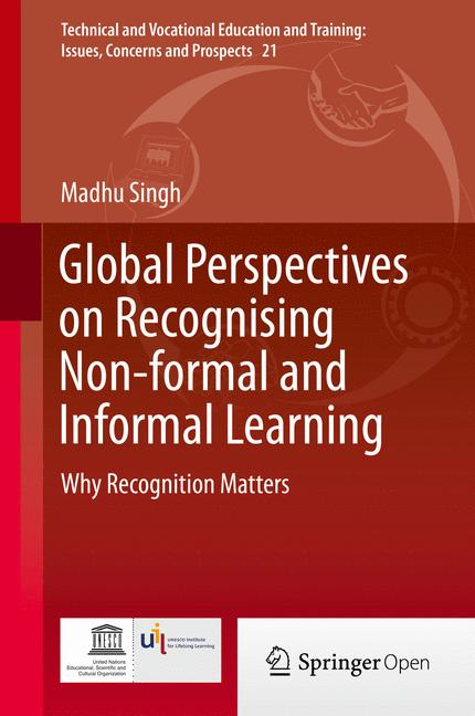 Cover of 'Global Perspectives on Recognising Non-formal and Informal Learning'