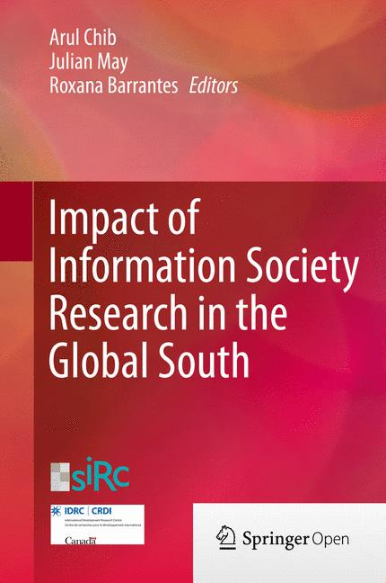 Cover of 'Impact of Information Society Research in the Global South'