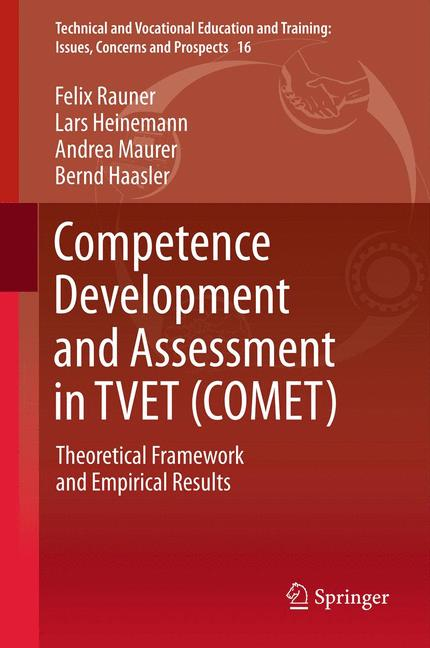 Cover of 'Competence Development and Assessment in TVET (COMET)'